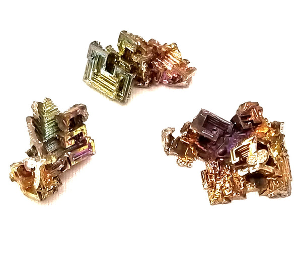 Bismuth Crystals Medium