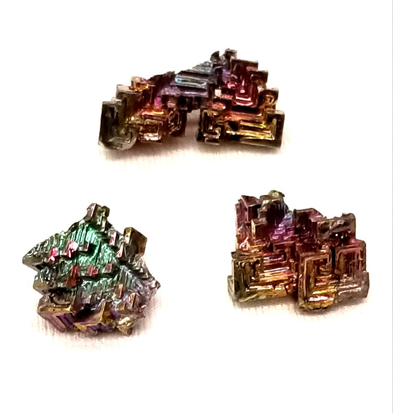 Bismuth Crystals Small