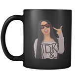 Cardi B Mug - Coins and Connections
