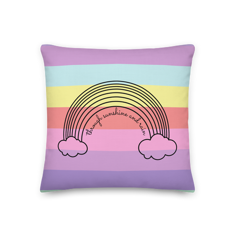 Test pillow Product