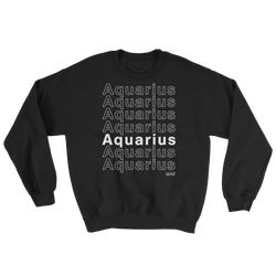 Aquarius Sweatshirt - Coins and Connections