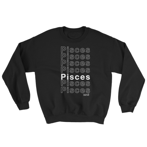 Pisces Sweatshirt - Coins and Connections