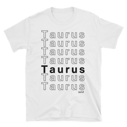 Taurus Unisex T-Shirt - Coins and Connections