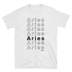 Aries Unisex T-Shirt - Coins and Connections