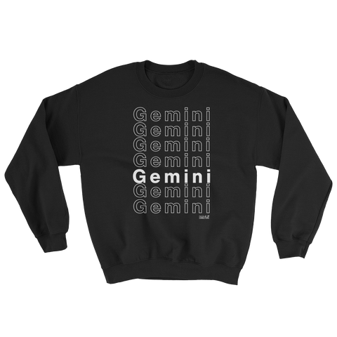 Gemini Sweatshirt - Coins and Connections