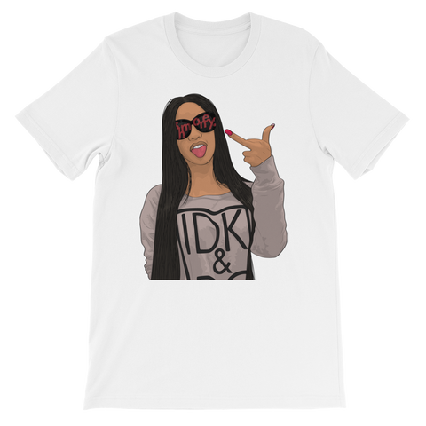 Cardi B. Shmoney Move Unisex T-Shirt - Coins and Connections