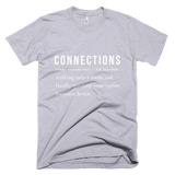 Connections Tee - Coins and Connections