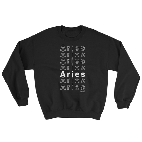 Aries Sweatshirt - Coins and Connections