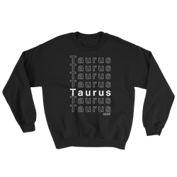 Taurus Sweatshirt - Coins and Connections