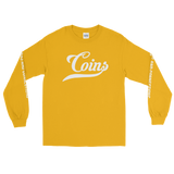 Coins Long Sleeve T-Shirt