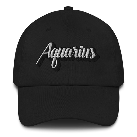 Aquarius Dad hat