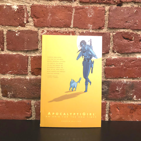 APOCALYPTIGIRL (First Edition Soft Cover)