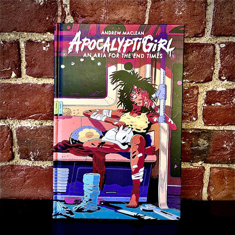 APOCALYPTIGIRL (Second Edition Hardcover)