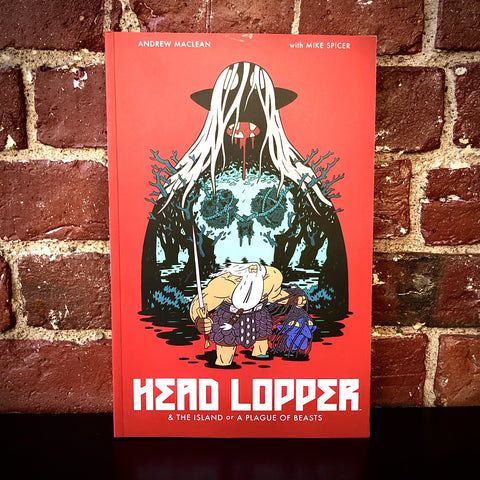 HEAD LOPPER TPB Volume 1