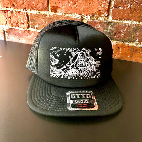 SWAMP WITCH Trucker Hat