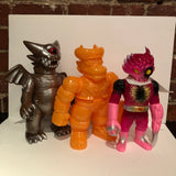 *PRE-ORDER* THUNDERFANG Vinyl Figure ORANGE