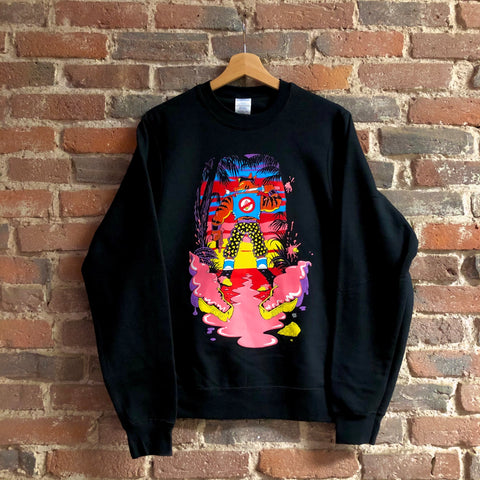 *NEW* COMMANDER THUNDERFANG Sweatshirt