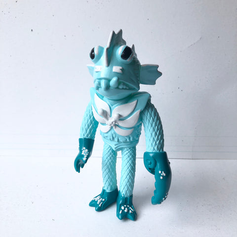 FISHSTACHE Vinyl Figure One-Off - BLUE