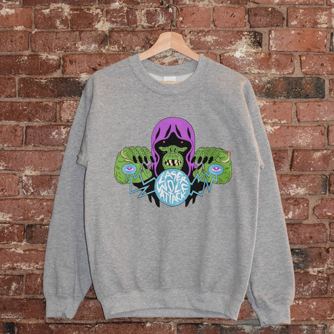 *LOW STOCK* WIZARD Sweatshirt