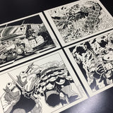 *LIMITED* HEAD LOPPER Print Pack