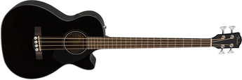 Fender CB-60SCE Acoustic Electric 4 String Bass