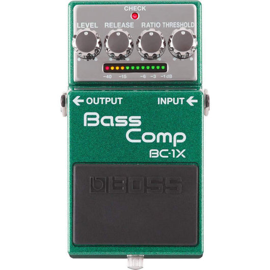 Boss BC-1X Bass Comp Pedal