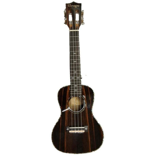 Grape Exotic Wood Concert Uke