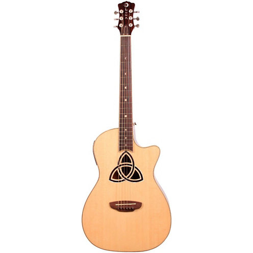 Luna Trinity Parlor Acoustic Electric