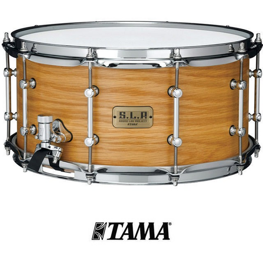 TAMA S.L.P. Backbeat Bubinga Birch Snare Drum
