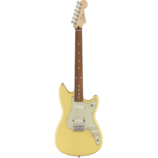 Fender Duo Sonic HS Canary Diamond