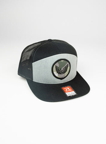 Patch Snap Back Hat (*More Colors)