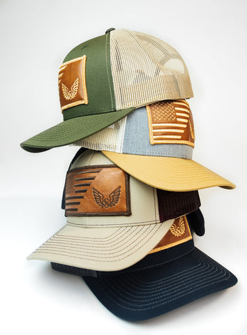 America Snap Back Hat (*More Colors)
