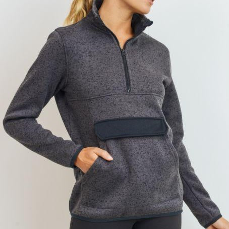 Kortney 3/4 Zip