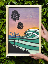 Evening Wave - Original Art