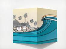 Birdy Jetty - Greeting Cards - 3 Pack