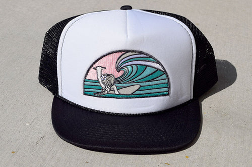 Decky Cap YOUTH Trucker Hat