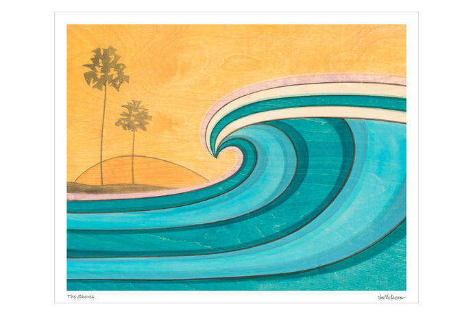 The Shores • Print