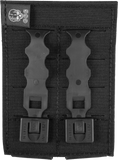 Double Pistol Magna Mag Pouch - Laminate