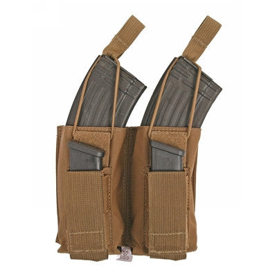 Double AK Panel And Pistol Mag Pouch