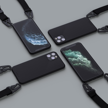 OKEE Supply Black Crossbody Phone Case
