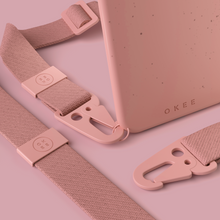 OKEE Supply Pink Crossbody Phone Case