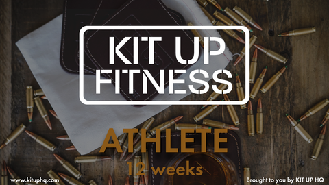 Athlete 12 Week Fitness Plan