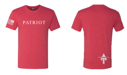 Patriot shirt - Multiple National Flags Available