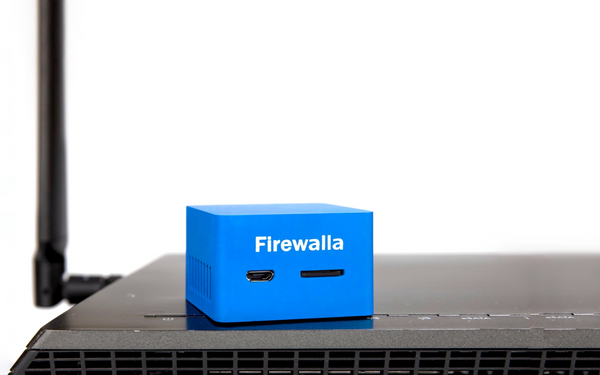 Firewalla Blue: Smart & Powerful Cyber Security Firewall Appliance Protecting Your Family and Business (Ships Worldwide)