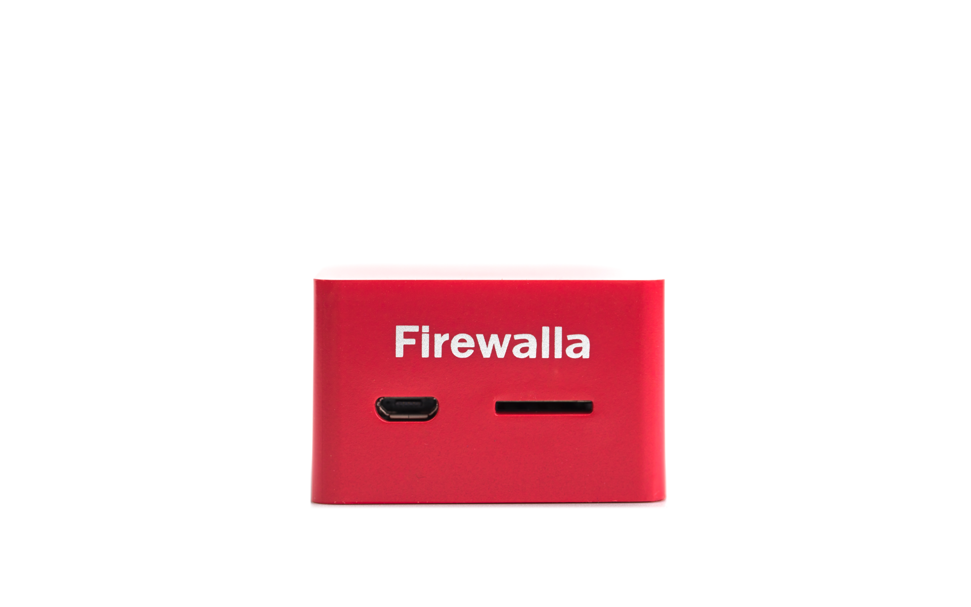 Firewalla Red: Smart Cyber Security Firewall Appliance Protecting Your Family and Business (Ships Worldwide)