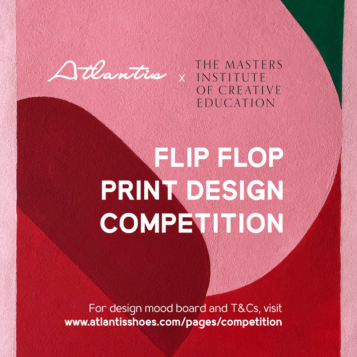 Our Flip Flop Print Design Competition is Extended! Enter Now.