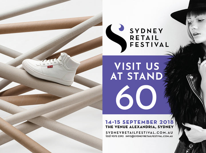 Your Free Pass to Atlantis Shoes SS19 Launch at Sydney Retail Festival