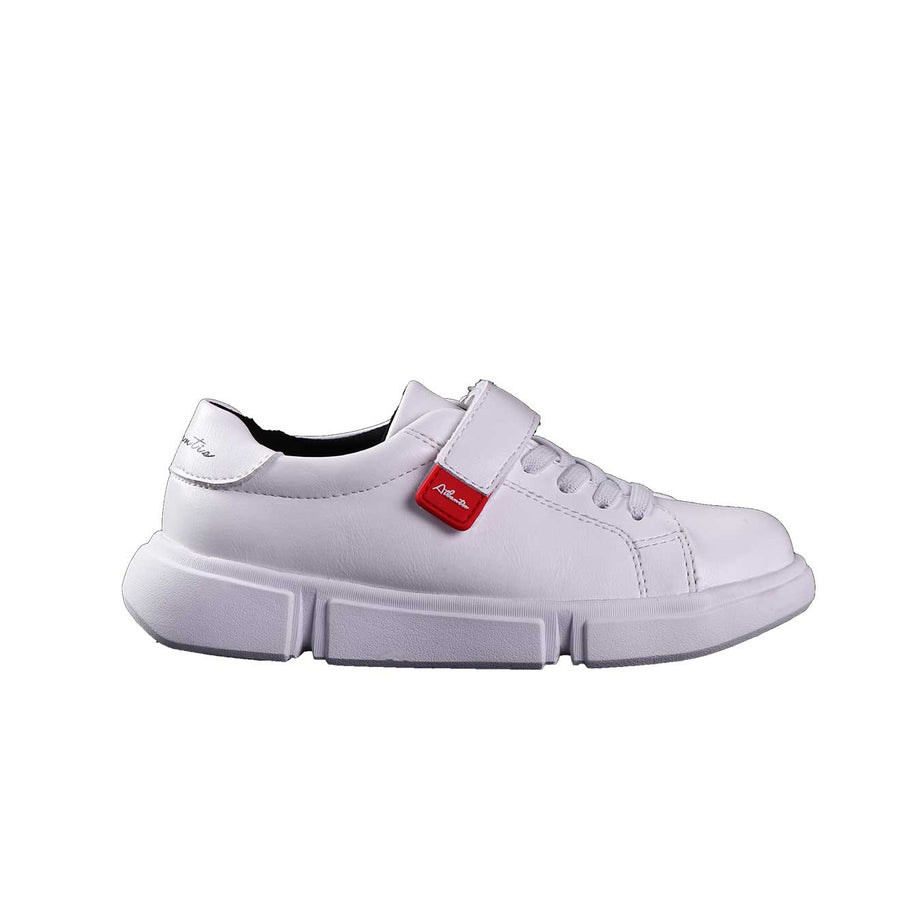 Rookie Junior Sneakers White - Atlantis Shoes