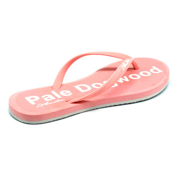 Simply Colorful Pale Dogwood Flip Flops - Atlantis Shoes