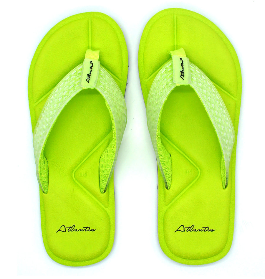 Simply Colorful Neo Flip Flops - Atlantis Shoes